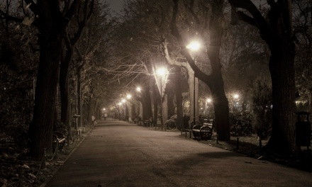 90-Minute Walking Ghost Tour for One, Two, or Four from After Dark Ghost Tours (Up to 56% Off)