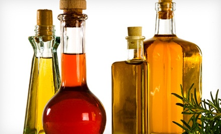 $10 for $20 Worth of Gourmet Oils, Spices, and Vinegars at Elmhurst Olive Oil Company