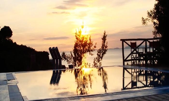 Le Axidie - Vico Equense (NA): Spa 4* con accesso alla spiaggia Le Axidie, massaggio e terrazza privata da 29,90 €