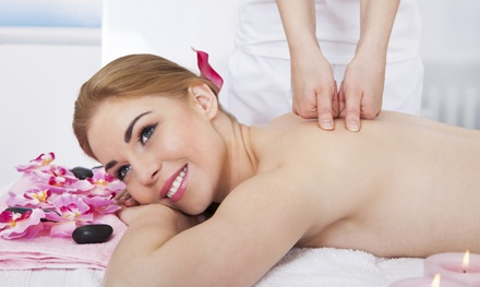 One 60- or 90-Minute Acupressure Treatment at Potentia Wellness (Up to 55% Off)