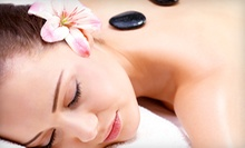 One or Two 75- or 90-Minute Hot-Stone Massage Packages at Rafole Thai Massage (Up to 58% Off)