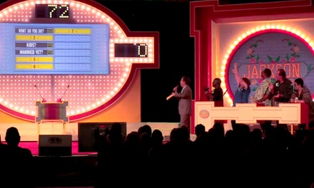 Family Feud – Live Stage Show at Sands Bethlehem Event Center  on May 3 at 3 p.m. or 7:30 p.m. (Up to 51% Off)