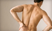 $35 for Therapeutic Package with a Consultation and Adjustment at Becker Spine and Sports Institute ($255 Value)