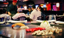 Japanese Hibachi and Teppanyaki Cuisine or Sushi at Sumo Japanese Steakhouse (Half Off)