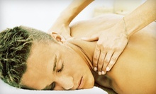 One, Three, or Six Aqua Massages at Solutions Health &amp; Rehabilitation (Up to 57% Off)