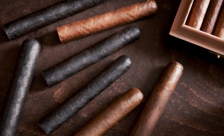 Cigars at Bayside Cigars (Half Off). Two Options Available.