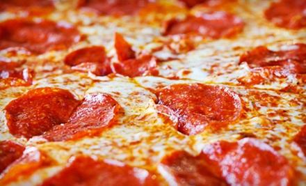 $15 for Three Vouchers, Each Good for $10 Off Your Bill at Fortel's Pizza Den ($30 Value)