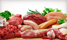 $15 for $30 Worth of Specialty Meat, Chicken, and Fish at Orangevale Meat & Sausages