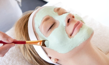 One, Two or Four Signature Facials at Simple