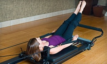 $49 for Seven Reformer Pilates Classes at Pilates MN ($175 Value)