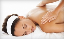 One or Three 60-Minute Custom Massages at Nurturing Hanz Massage (Up to 59% Off) 