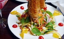 $10 for $20 Worth of Thai Dinner for Two MondayThursday at Sweet Basil