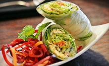 Thai Cuisine at Little Buddha Thai Bistro (Up to 53% Off). Two Options Available.
