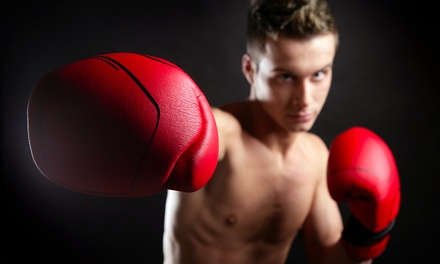 $24 for One Month of Kickboxing Workouts at 9Round ($49 Value)