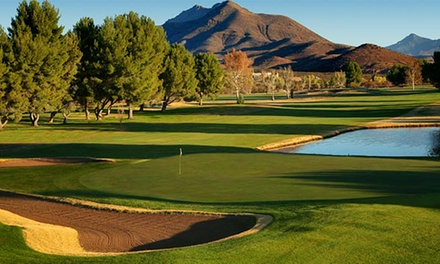 Golf Outing for Two or Four or Lesson with Swing Analysis at Rio Rico Golf Resort (Up to 73% Off)