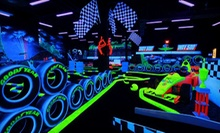 C$29 for 10 Laps of Indoor Go-Karting and 18-Holes of Mini-Golf for Two at 401 Mini-Indy Go-Karts (C$60 Value)