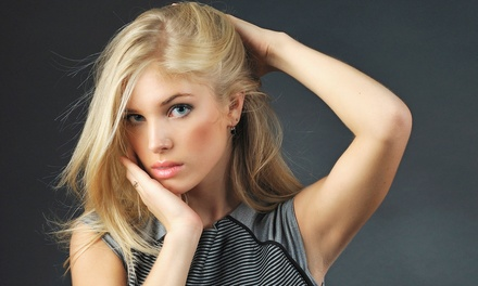$52 for a Haircut and Single-Process Color or Partial Highlights at Salon Mii ($105 Value)