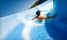Water-Park Visit for Two or Four to Hidden Creek AquaPark in Highland Park (Up to 58% Off)
