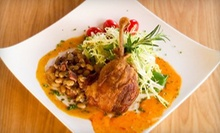 $20 for $40 Worth of Bistro Cuisine at The Wine House