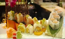 Upscale Asian Cuisine at Tokyo Fresh Asian Bistro &amp; Bar (Half Off). Three Options Available.