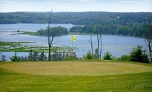 18 Holes of Golf for Two or Four at Harbour Ridge Golf Club (Half Off)