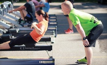 10 or 15 CrossFit Classes and a CrossFit 101 Class at CrossFit Reach (Up to 80% Off)