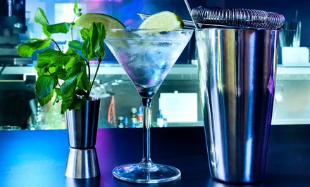 Food andDrinks for Two or Four at Vega (50% Off)