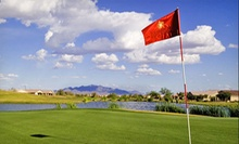 $59 for 18-Hole Round of Golf for Four with Cart, Range Balls, and Drinks at Sundance Golf Club (Up to $178 Value)