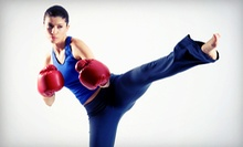 $25 for One Personal-Training Session, Five Group Lessons, and Gloves at Master Lowell's Mixed Martial Arts ($175 Value)