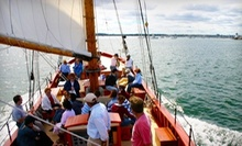 "$18 for a Sailing Outing on the Schooner ""Fame"" (Up to $30 Value)"