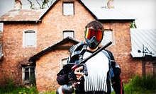 Paintball for Two, Four, or Eight with Marker, Paintballs, and Gear at CPX Sports in Joliet (Up to 70% Off)