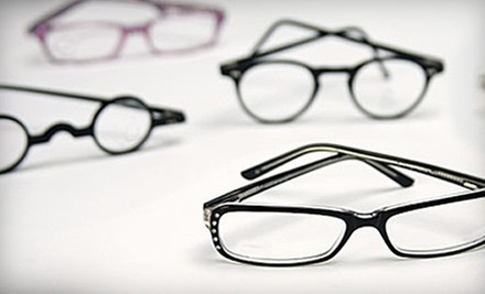 $40 for $250 Toward Prescription Lenses and Frames at Spectacle Shoppe