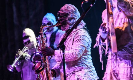 $14 to See Here Come the Mummies at The Fillmore Detroit on Saturday, March 1 (Up to $39 Value)