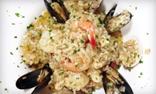 Italian Dinner for Two or Four at Villa Nova (Up to 54% Off)