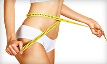 One or Three 60-Minute Slimming Body Wraps with Eye Treatments at International Laser Therapy Centers (Up to 80% Off)