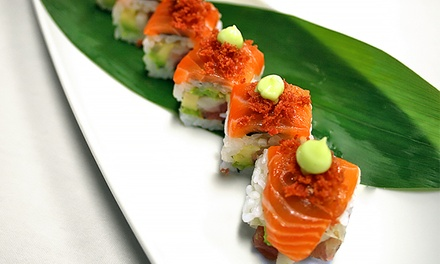 $22 for $40 Worth of Japanese Food and Drinks at Umi Japanese Restaurant