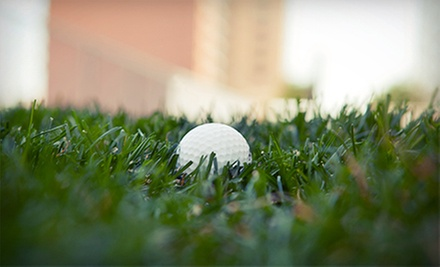18-Hole Golf Outing for Two or Four at Les Vieux-Moulins Golf Course (Up to 55% Off)