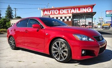 Supreme Interior and Exterior Detail for Sedan, SUV, Truck, or Van at Trusted Detailing (Up to 65% Off)