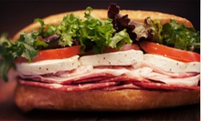 $15 for Three $10 Vouchers for Pizza, Grinders, and Italian Food for Dine-In or Carryout at Bellacino's ($30 value)
