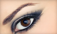 One or Three Eyebrow-Threading Sessions or One Full-Face Threading Session at Brow Art 23 (Up to 56% Off)