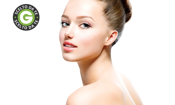 Estetica Perla Line - ESTETICA PERLA LINE: 3 sedute viso all'ossigeno con in più radiofrequenza e trattamento a scelta da 39,95 €
