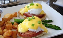 Sunday Brunch with Mimosas or Bloody Marys for Two or Four at Chef Tony's Restaurant (Up to 44% Off)