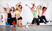 10 or 20 Zumba Classes at Feel Good, Look Great (Up to 79% Off)