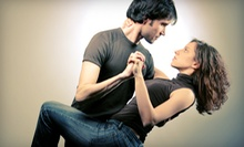 10 Beginner's Group Ballroom and Latin Dance Classes for One or Two at The Grand Ballroom in Richmond (Up to 72% Off)