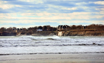 groupon daily deal - Stay at Comfort Inn At Atlantic Beach in Middletown, RI, with Dates into June