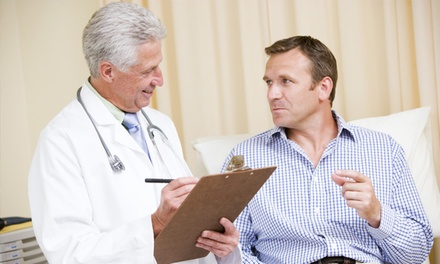 $19 for a Male Hormone-Replacement-Therapy Consultation at Evolve Weight and Age Management ($199.99 Value)