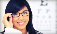 Eye Exam and $175 Toward Glasses or Two Boxes of Contact Lenses with Exam at Stony Brook Vision World (Up to 82% Off)