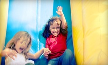 Kid City Indoor Play Visit for 2 Children, or a 1-Year Pass Good for 11 Play-Centre Visits at Kid City (Up to Half Off)
