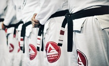 10 or 20 Brazilian Jujitsu, Muay Thai, or MMA Classes at Gracie Barra Brazilian Jiu Jitsu Burbank (Up to 89% Off)