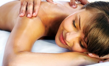 60-Minute Deep-Tissue Massage and Consultation from Intuitive Touch Massage (55% Off)